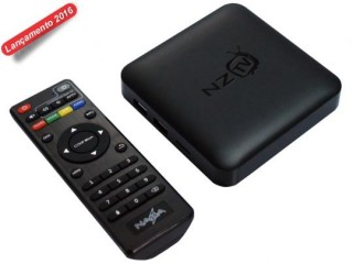 Receptor Digital Nazabox NZ TV - HD IPTV Receptor via Internet + Wifi