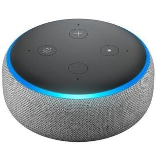 Amazon Echo Dot 3rd Gen com assitente virtual Alexa 110V/240V