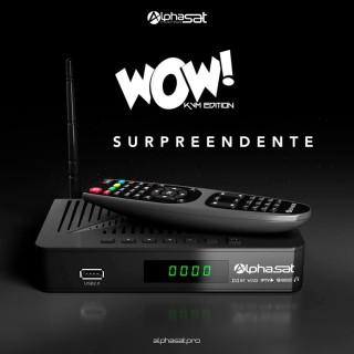 Alphasat Wow! HD Wi-Fi