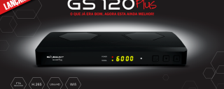 Globalsat GS-120 Plus Ultra HD ACM 4k H265