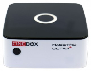 RECEPTOR CINEBOX MAESTRO ULTRA + - Android Wifi Quad