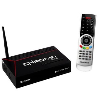 RECEPTOR ALPHASAT CHROMA PLUS - ACM FULL HD WIFI IPTV 4.5 de 5 (2)
