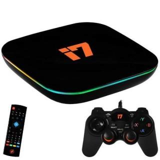 Receptor Azamerica i7 4K Wi-Fi Iptv Game Box