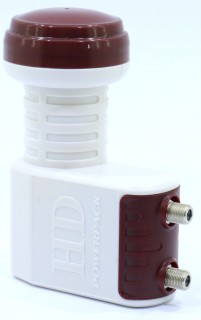 LNB Powerpack 2 Saidas- HD