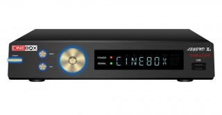 Receptor CineBox Legend X2 - IPTV - F.T.A